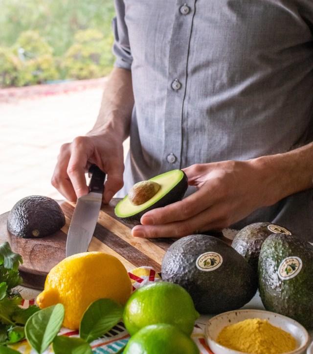locally-grown California Avocados