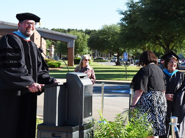 SGTC Spring 2021 Drive-Thru Graduation photos