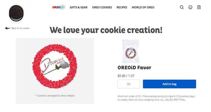 Debauche The Cookie!