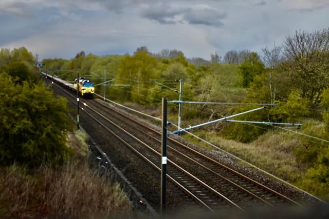 Colas Rail Class 70