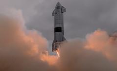 Starship SN15 High-Altitude Flight Test