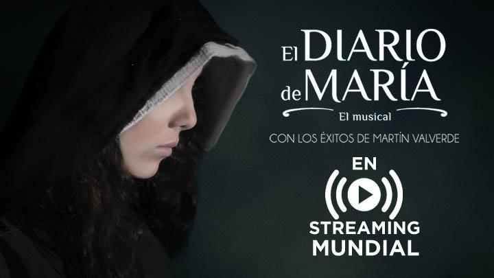 2021.05.29 El diario de María, el musical en Streaming