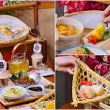 有春茶館2021年「喔熊滷肉飯套餐」_台中:不限時台中茶店/懷舊台灣味想吃火鍋簡餐喝茶聊天都有