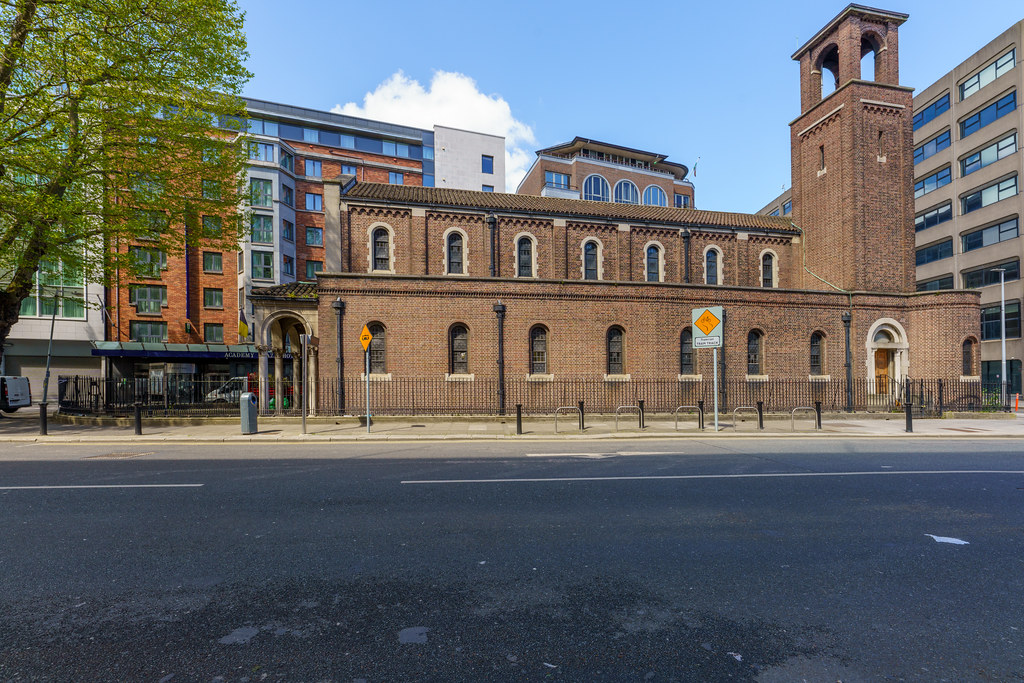 FINDLATER PLACE - CATHAL BRUGHA STREET - MARLBOROUGH STREET [CHURCH OF ST. GEORGE AND ST. THOMAS]-191405