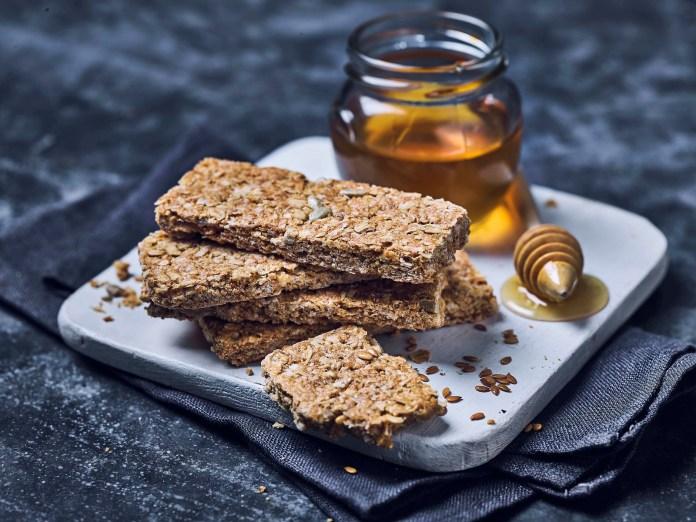 蜂蜜、葵花籽與亞麻籽燕麥棒 Honey, Sunflower _ Linseed Crunchy Oat Bars_$49