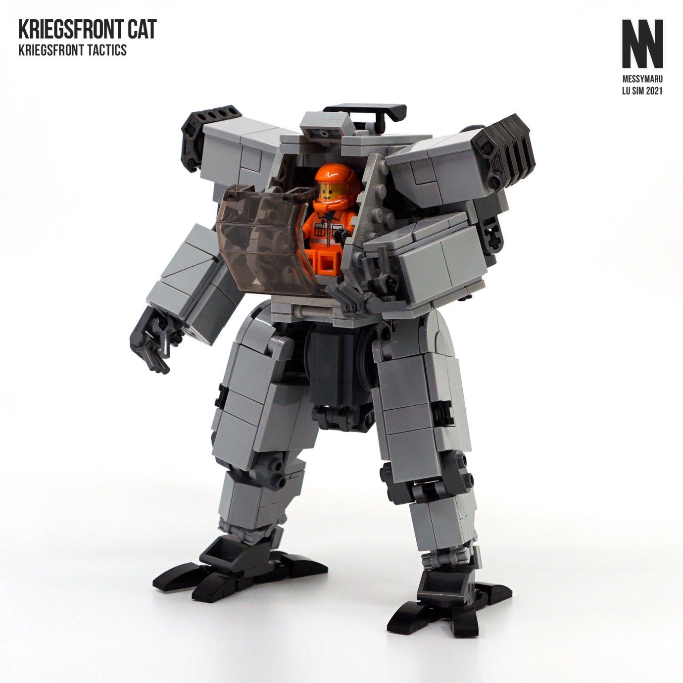 Kriegsfront CAT