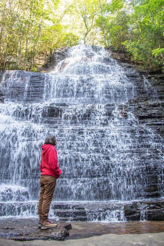 Benton Falls Trail45