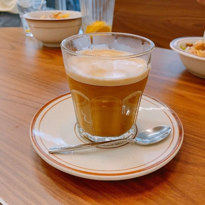 新華順咖啡 熱咖啡