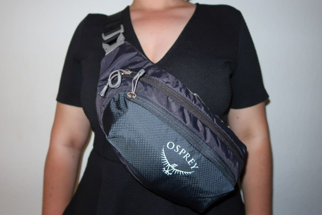 Osprey Daylite Waist REVIEW city trip bag lisa joydellavita