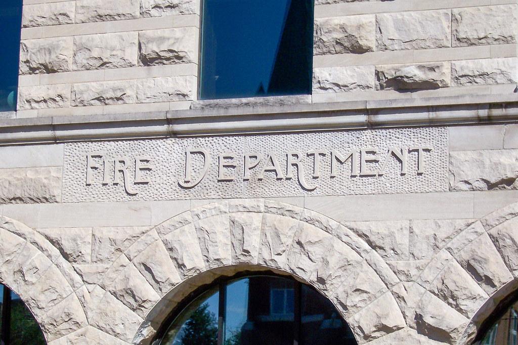 Former Fire Dept. building - Old US 31
