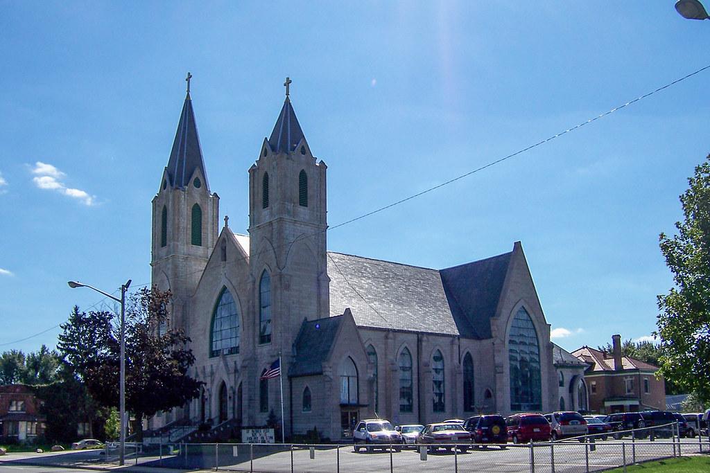 St. Patrick Catholic Church - Old US 31