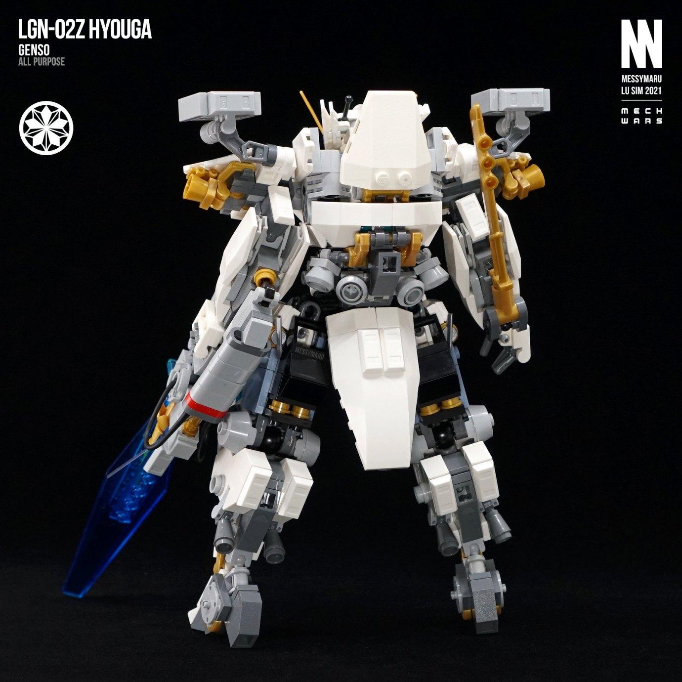 LGN-02Z Hyouga