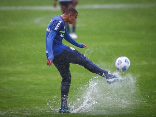 Treino Grêmio 28/05/2021