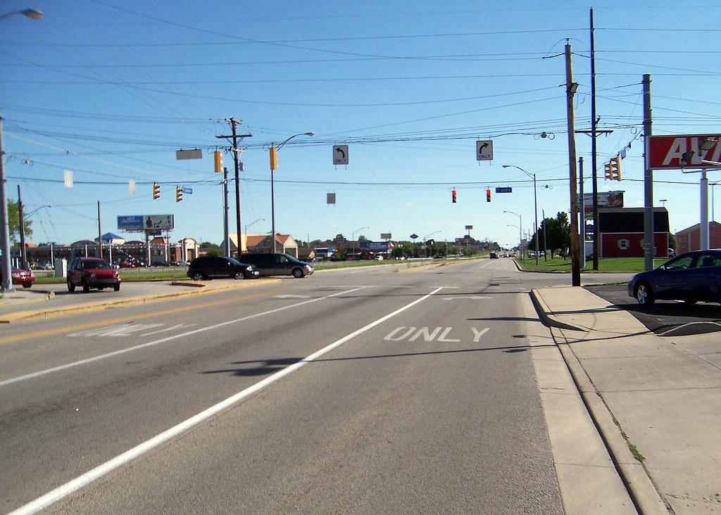 Old US 31 at Alto Road