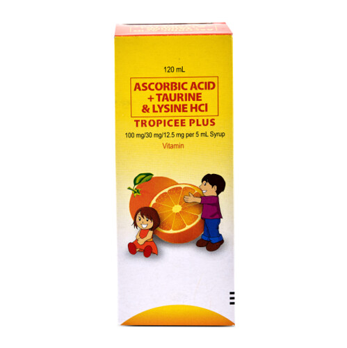 TROPICEESYRUP 120mL (front)