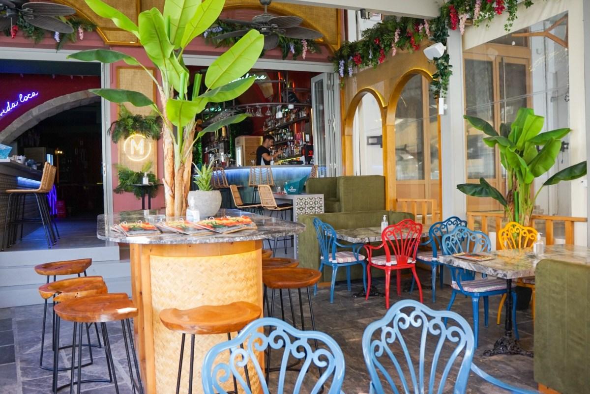 Majestic meksikolainen ravintola, Hania