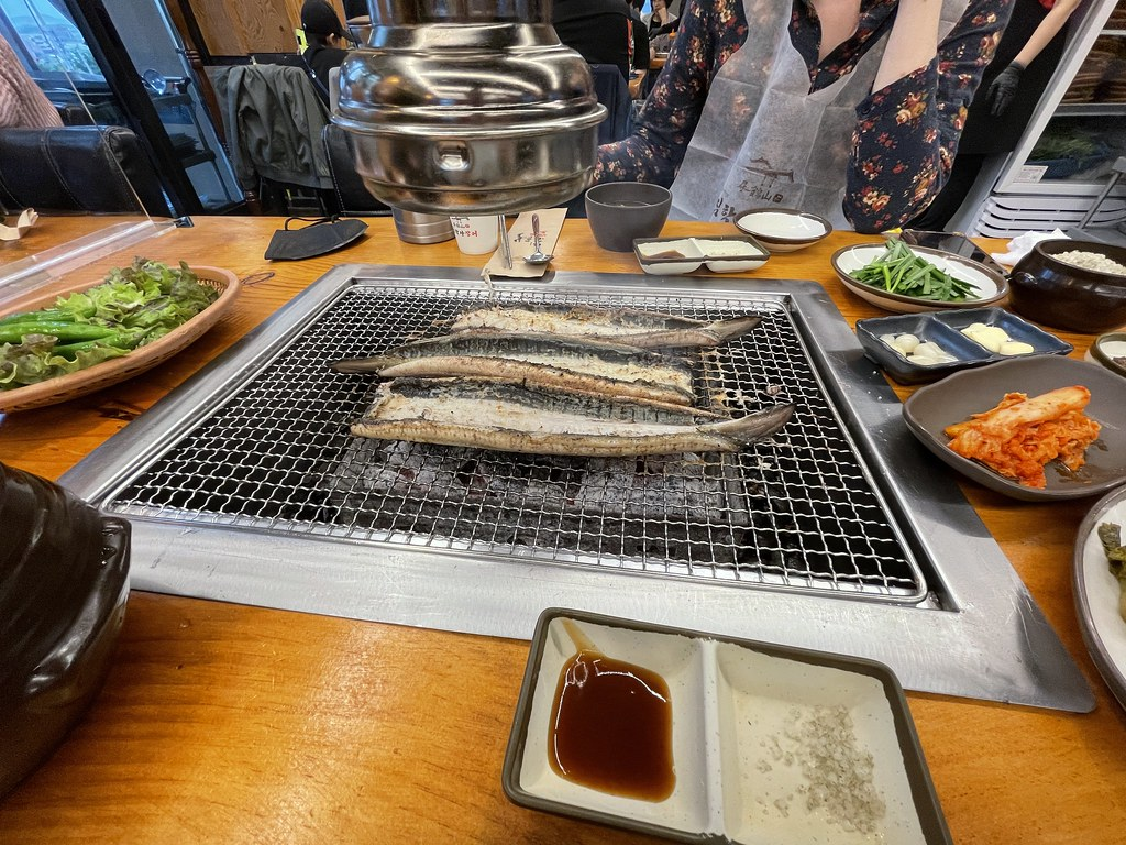 What to eat in Paju
