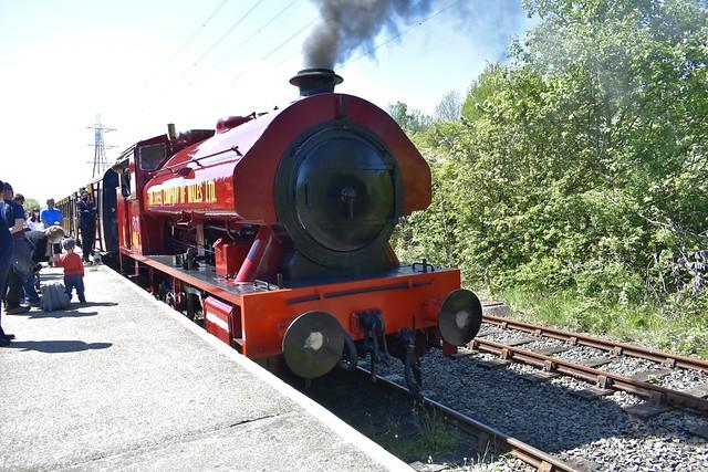 Stephensons Railway