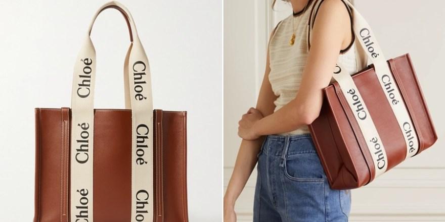 隋棠同款Loewe Cushion tote + Chloe Woody中棕現貨 + D'aniello Boutique折上八折