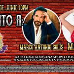 2021.06.11 Tributo a Marco Antonio Solis y Marisela