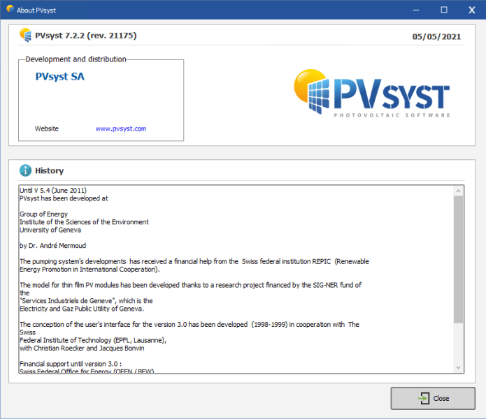 Working with PVsyst Professional 7.2.3 full