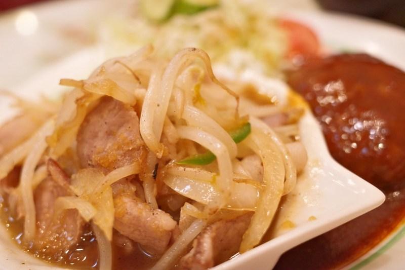 浅草レストラン「東洋」ランチセット