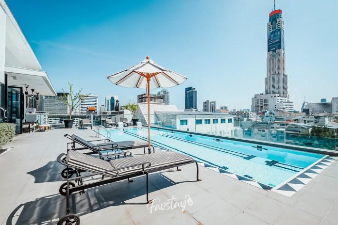 Vince Bangkok Pratunam Hotel _ Residence