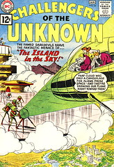 Challengers of the Unknown #23
