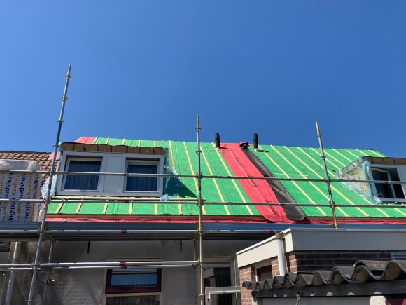 Back roof