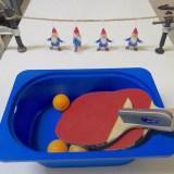 一張桌板,就能在家玩桌球