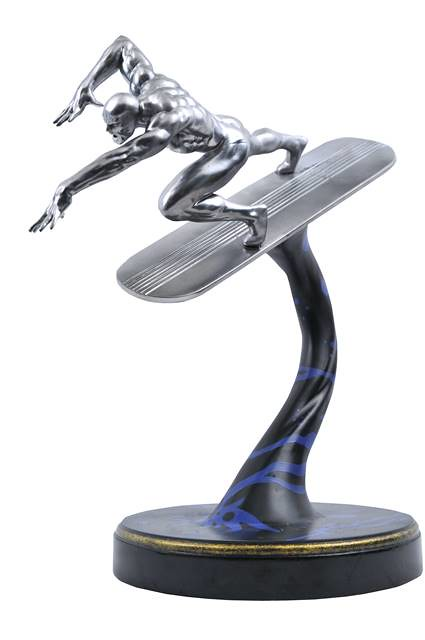 SilverSurferStatue