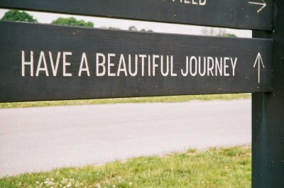 Have a beautiful journey