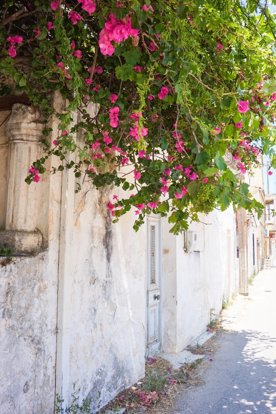Vamoksen perinnekylä, Kreeta