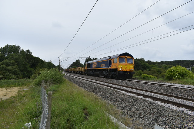 GBRf Class 66