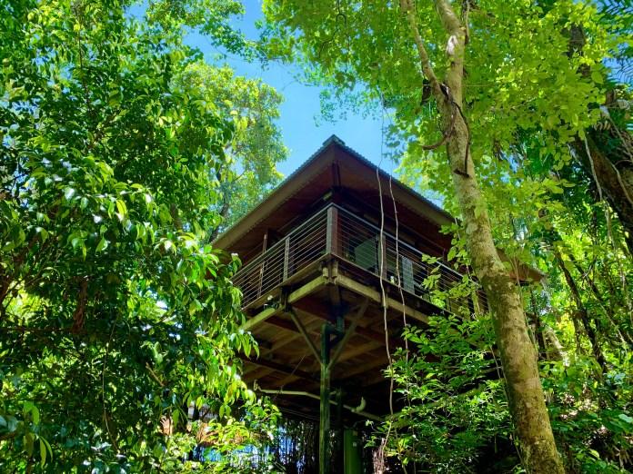 Cairns Rainforest Retreat