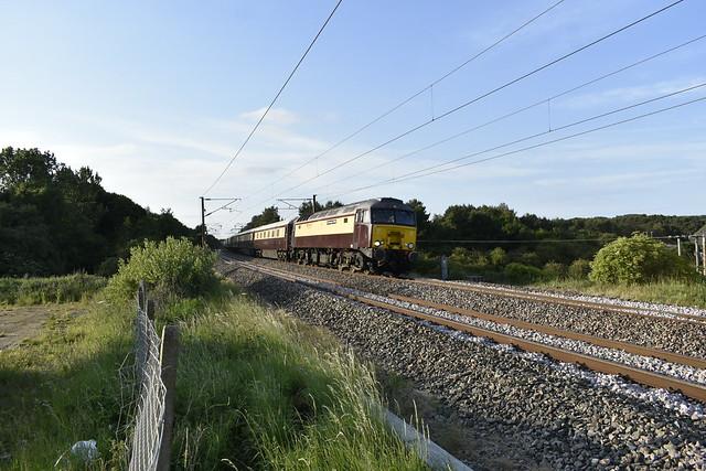 West Coast Railways Class 57