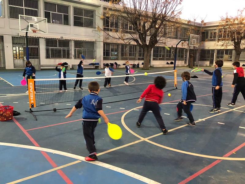 Deporte Solidario colegio Jesús-María Fuensanta