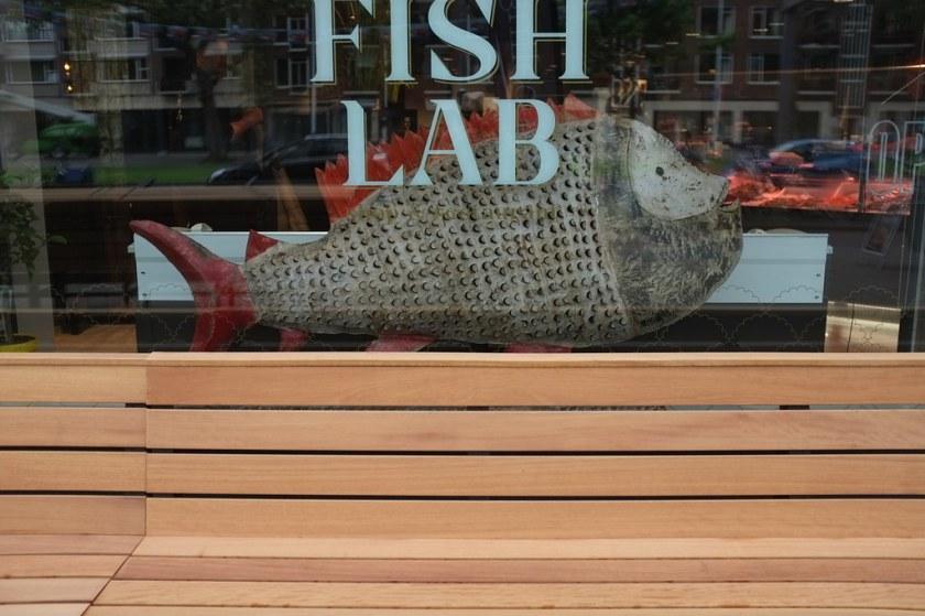 Rotterdam Daily Photo: Fish Lab