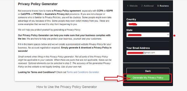 Privacy 3
