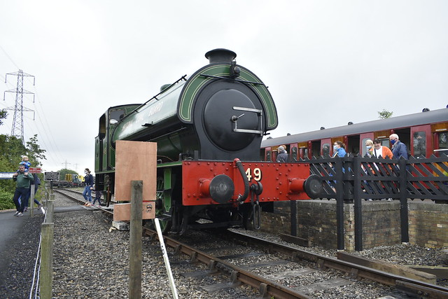 Tanfield Number 49