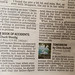 Daily Mail: Review of THE BOOK OF ACCIDENTS