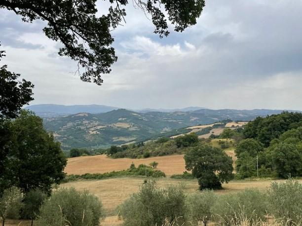 In den Bergen Gubbio