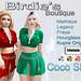 Birdie's Boutique Coco Skirt AD