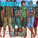 Travesty Honua Boardshorts AD