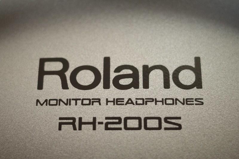 RH-200S Roland Monitor Headphones 22
