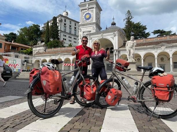 Udine erreicht