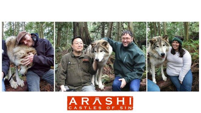 Arashi: Castles of Sin