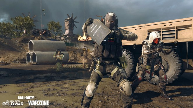 Call of Duty: Black Ops Cold War and Warzone - Season Five