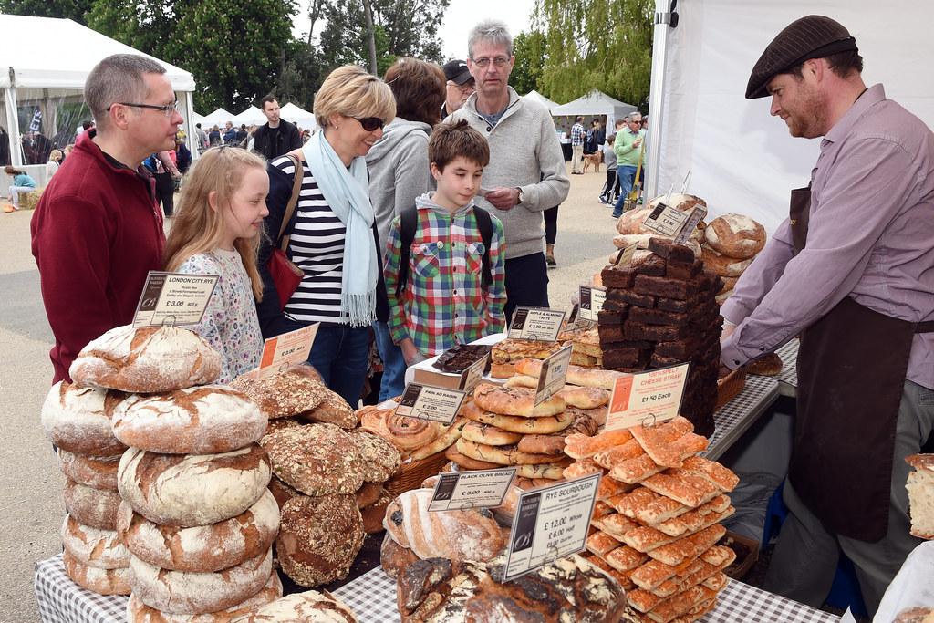 Blenheim Palace Food Festival 2016