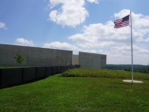 Flight 93 National Memorial, Storystown, Pennsylvania, July 30, 2021
